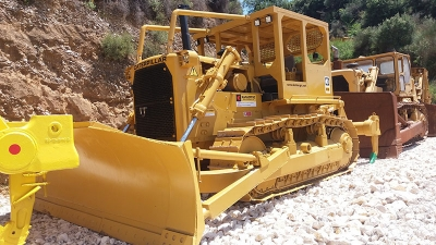 CATERPILLAR D7G FOREST VERSION